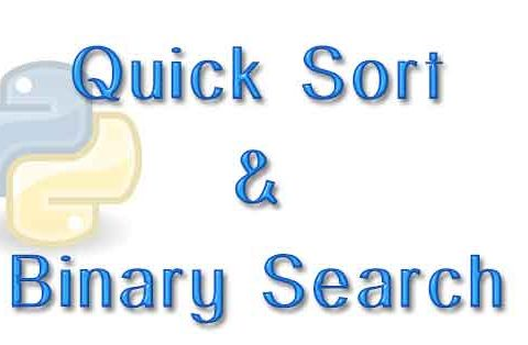 Python BinarySearch